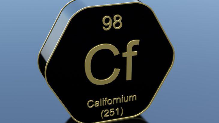What is Californium?
