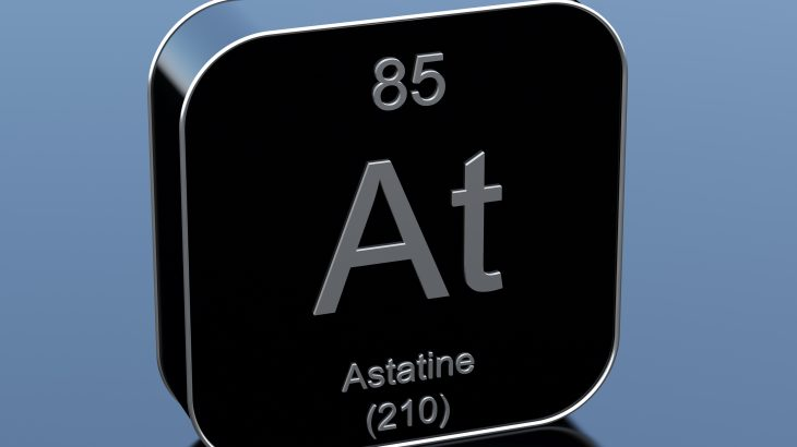 What is Astatine?