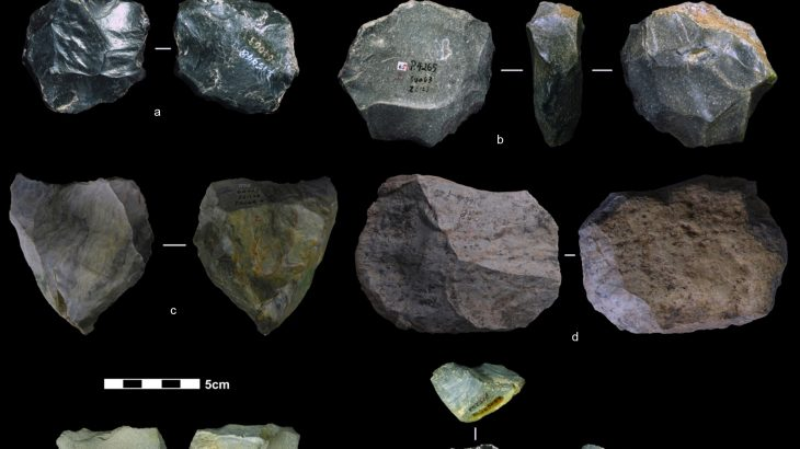 An international team of experts has found that advanced stone tools were used in East Asia much earlier than previously realized.