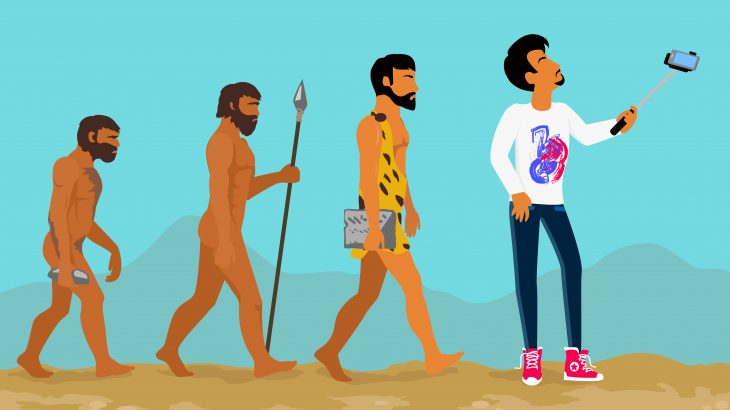 Two recent studies have found evidence of DNA changes that help highlight how lifestyle changes can influence evolution.