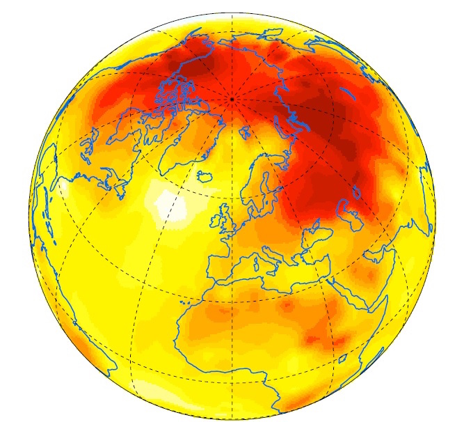 An international team of researchers have found that local drivers, not global changes, are responsible Arctic amplification.