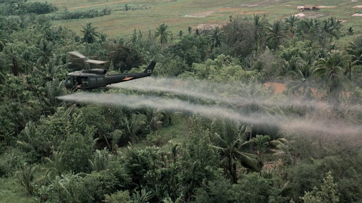 The latest report documenting the health impacts of Agent Orange exposure has added hypertension to the list of health problems.