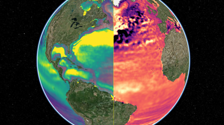 Access to the ESA's climate analysis toolbox will be particularly useful for climate-change research studies.