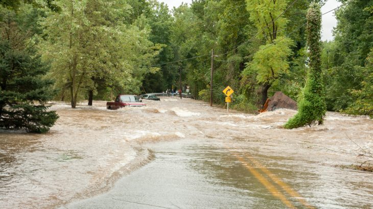By the end of this century, storms with heavy flooding are expected to triple in frequency in North America and Europe.