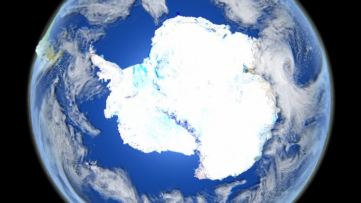 An international team of scientists based at Oregon State University have recorded a two-part communication between Earth's polar regions.