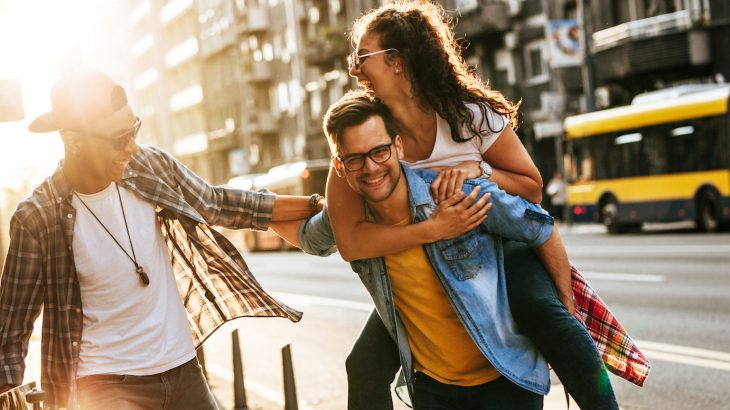 If people in a city are in a good mood after an unexpected event, it increases confidence and risk-taking behavior such as gambling.