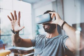 A team of researchers has explored the use of virtual reality to help teach people about significant threats to the environment.