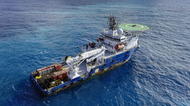 Five companies are planning a seismic survey of the Atlantic in search of oil and gas deposits, with the support of the Trump administration.