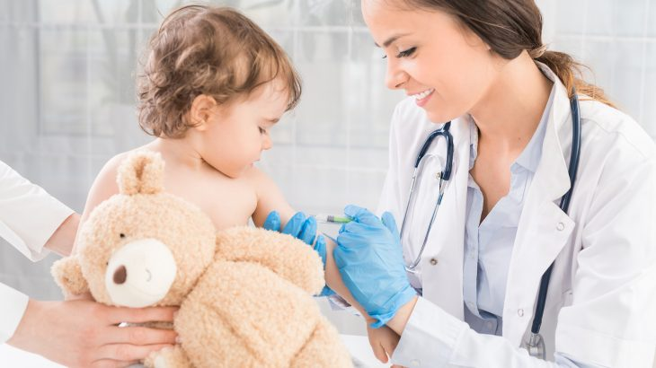 Despite having been disproven by several studies, many parents still believe that vaccines can cause autism in children.