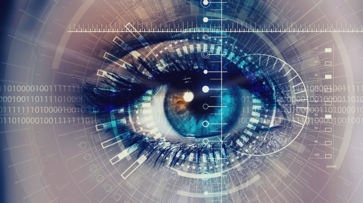 Experts at Yale University are studying brain measurements to predict where people's eyes will move as they view images of natural settings.
