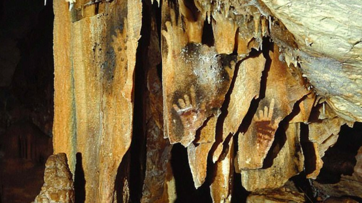 Cave paintings suggest that Stone Age humans living in Europe may have ritualistically cut off their own fingers.