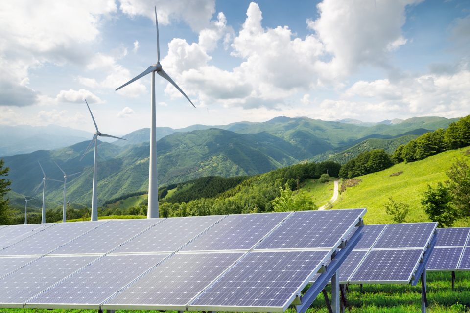 Any type of energy comes with some cost to the environment though, and solar and wind energy is no different.