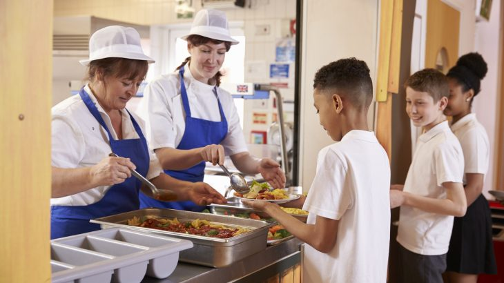 The US Department of Agriculture announced plans to relax nutrition standards put in place under the Healthy, Hunger-Free Kids Act of 2010.