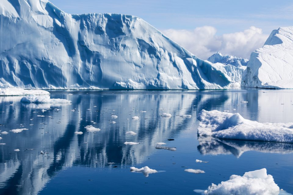 The Arctic is has lost 95 percent of its oldest, thickest sea ice, according to the NOAA's 2018 Arctic Report Card.