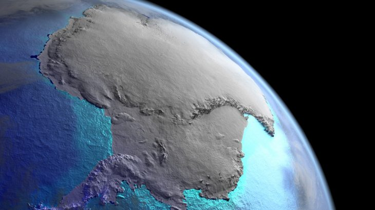 Snowfall in the Antarctic has helped buffer sea level rise in the past, but it's not a reliable trend we can count on for the future.