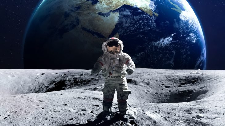 A new study has found that dust on the surface of the moon is so toxic it can damage cells and is extremely hazardous when inhaled.
