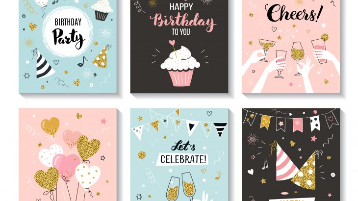 A pair of public health officers say greeting cards that depict unsafe drinking encourage it.