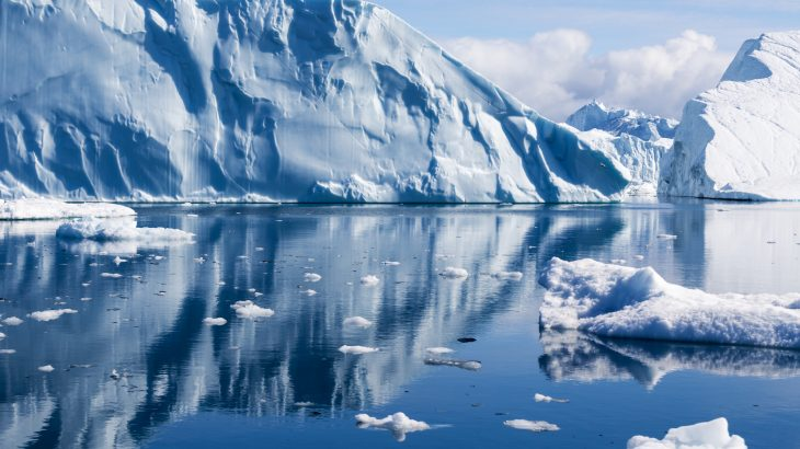 Warning temperatures across the Arctic are causing glaciers in Alaska, Canada, Russia, and Greenland to retreat.