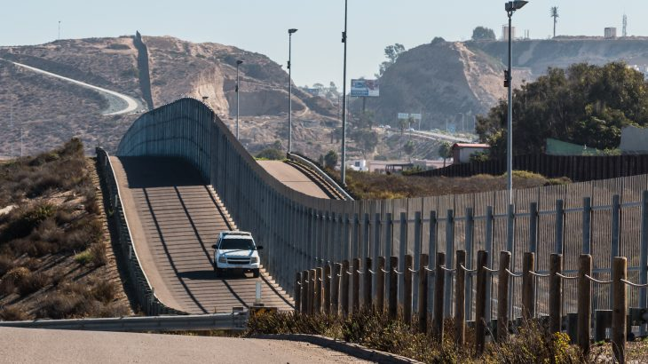A look at the recent border problems as well as the growth of smuggling tunnels along the US-Mexico border.