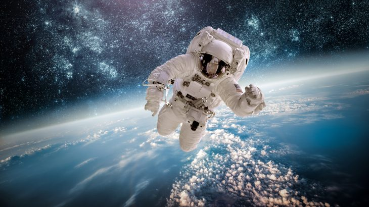 Researchers found that, despite exposure to forms of radiation, working in space was not associated with a shorter life expectancy.