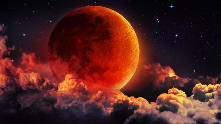 A Super Blood Wolf Moon Eclipse Will Kick Off The New Year Earth Com