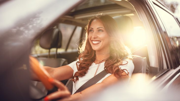 Experts at the University of Sussex have found that using a rose-scented blast of fragrance in cars could literally save lives.