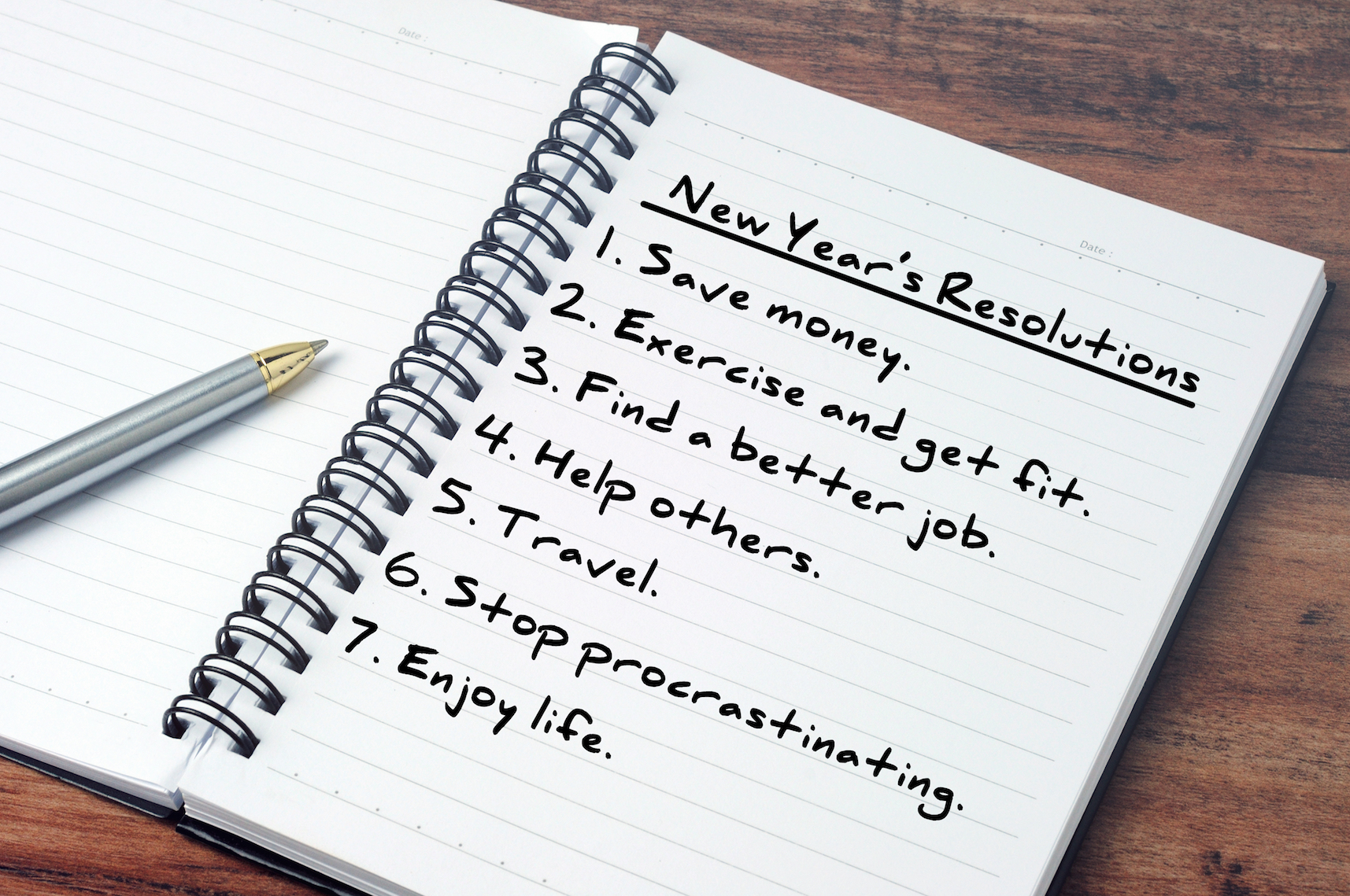 Why Is It So Hard To Follow Through With New Year S Resolutions Earth Com
