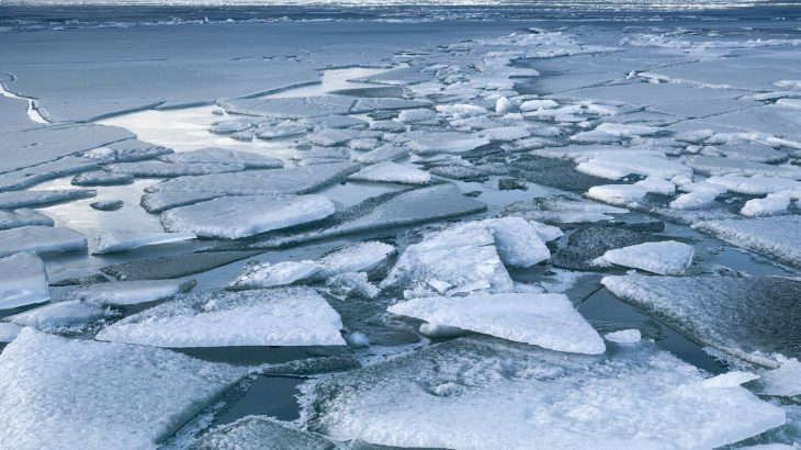 New research suggests that melting glaciers have a far greater impact on the atmosphere than previously realized.