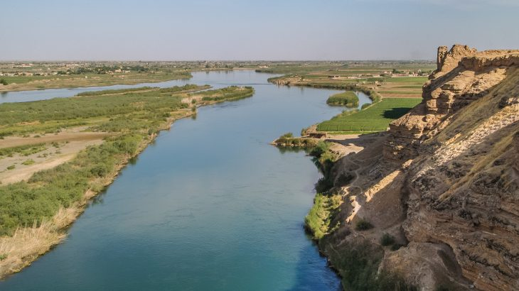 New research offers evidence that widespread drought and climate change were to blame for the fall of the Akkad Empire.