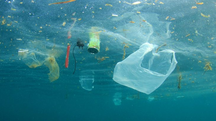 A new study shows that 90 percent of the world's ocean plastic that can be traced back to ten major rivers in Asia and Africa.