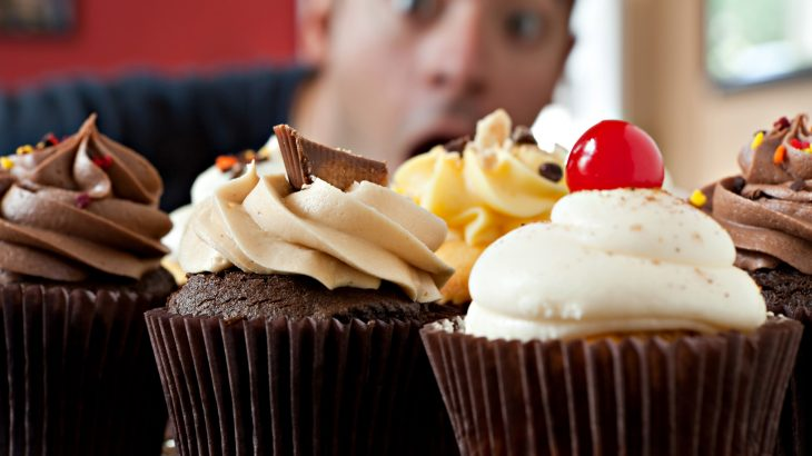A team of scientists has discovered why bad foods become so much more noticeable and tempting when you are trying to eat healthier. A team of scientists has discovered why bad foods become so much more noticeable and tempting when you are trying to eat healthier.
