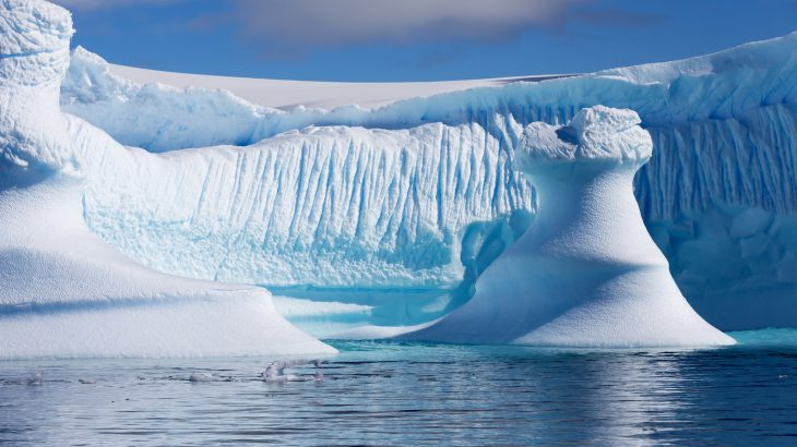 A new study has revealed that variations in the Earth's axial tilt are linked to dramatic shifts in the the Antarctic Ice Sheet.