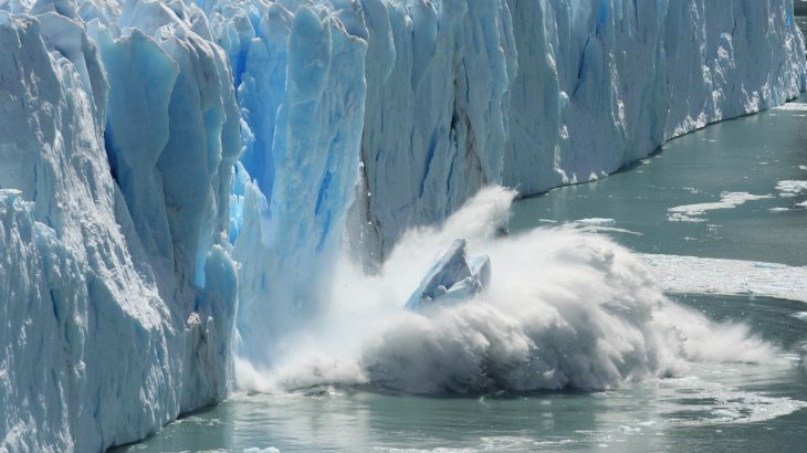 A new study has revealed that ice mass loss in Antarctica has increased dramatically by 280 percent in recent decades.