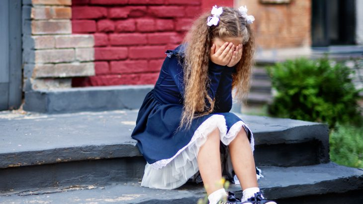 Research has shown that girls are at risk of having lower self-esteem compared to boys starting around the age of six.