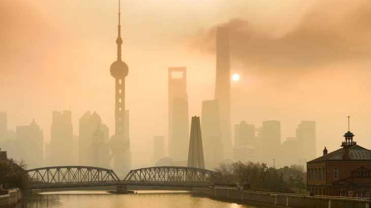Parts of China, India, Thailand, South Korea, and Hong Kong are all enduring dangerous levels of air pollution in the form of thick smog.