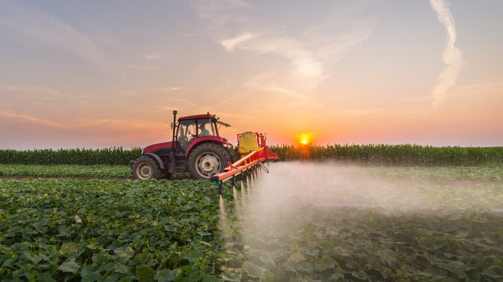A new study from Michigan State University has identified a link between poor sense of smell and pesticide exposure among older farmers.