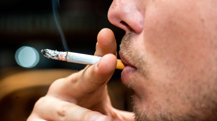 New research has revealed just how much smoking cigarettes can drastically speed up the aging process in adults.
