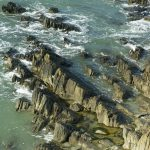 Rocks found in the North Sea off the UK coast could be used as long-term storage locations for renewable energy production.