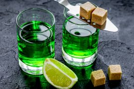 Romanticized by artists but condemned as a cause of dissolution, absinthe has only recently shed both extremes of its reputation.
