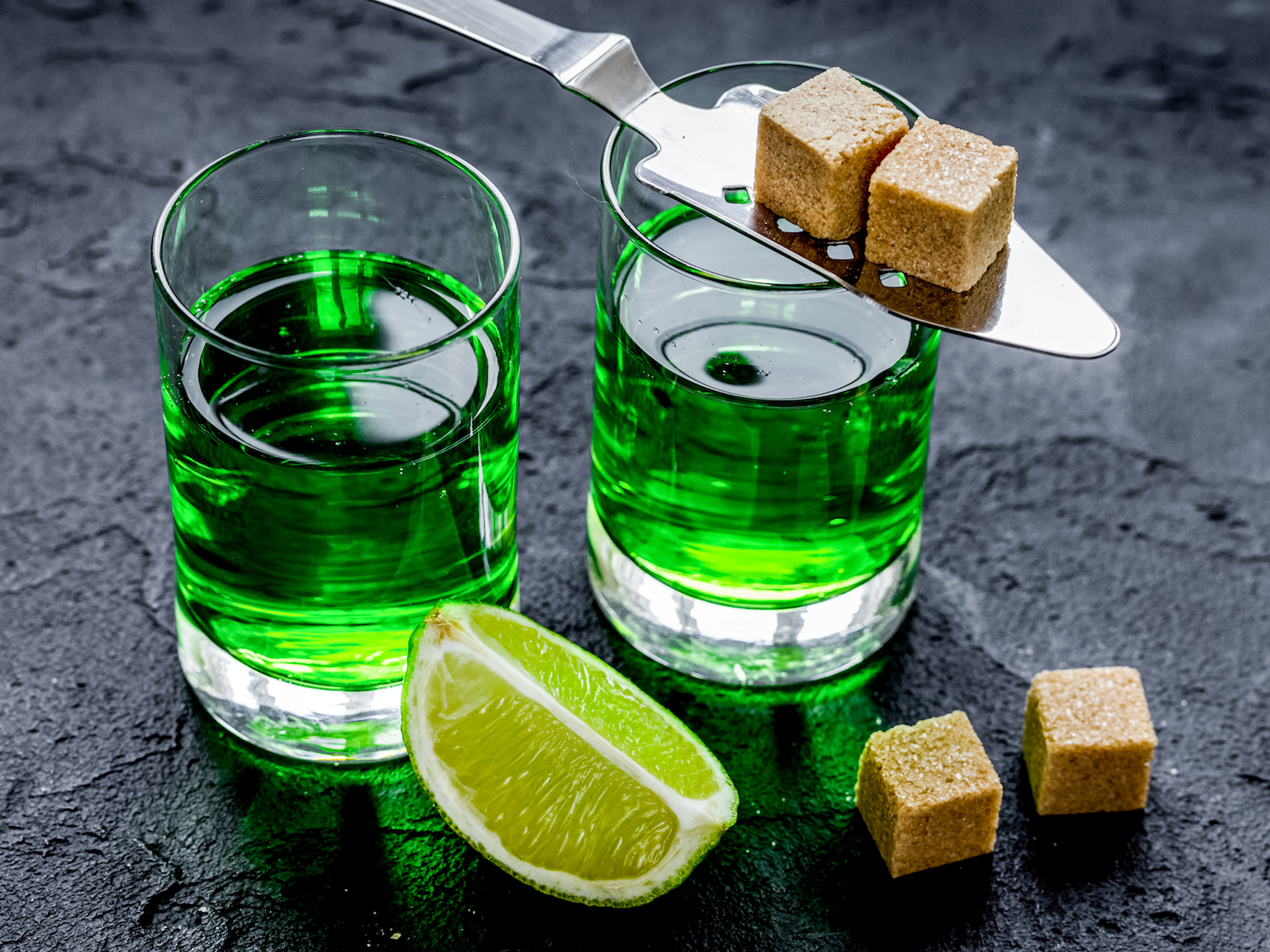 Chasing The Green Fairy Absinthe Fact And Fiction Earth Com