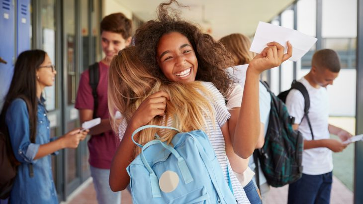A new study shows how the friendships we form as teens can have a large impact on romantic success and satisfaction later on.