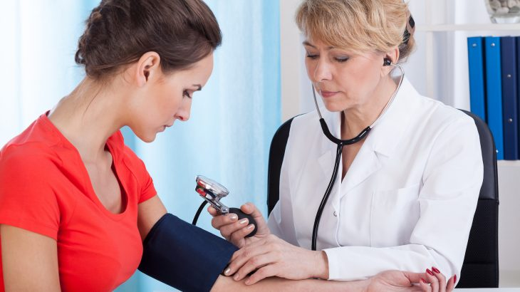 The definition of high blood pressure may need to be reevaluated as having just above normal blood pressure can impact brain size.