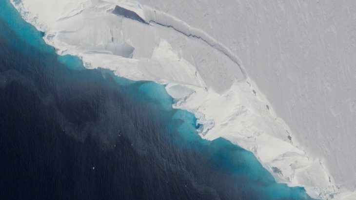 The Thwaites glacier is comparable to the size of Florida and could raise global sea levels by roughly 2 feet it it were to collapse.