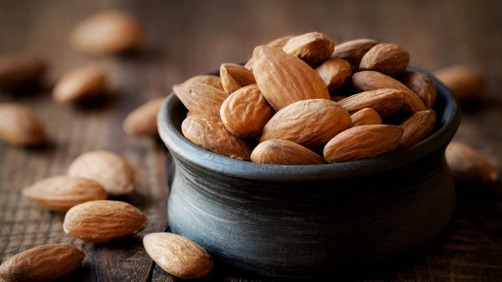 A recent study has revealed that daily doses of almonds and other tree nuts improve male fertility and sperm quality.