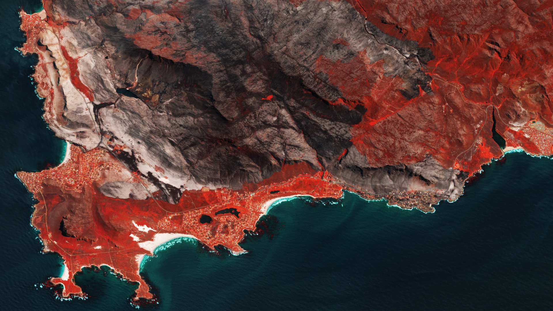 Satellites reveal more widespread burn scars across Africa • Earth.com