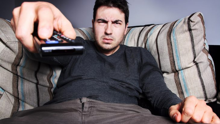 Prolonged time sitting and watching television has been linked to an increased risk of developing colorectal cancer in young Americans.