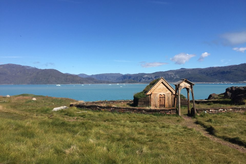 A new study has found that Viking settlements in Greenland were likely much warmer than previously realized.