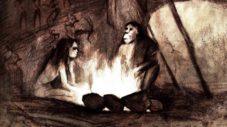 """There is a growing collection of evidence that Neanderthals were the first to embrace the concept of """"home."""""""