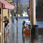 Downtown Annapolis had 3,000 fewer visitors in 2017 due to high-tide flooding, which is a loss of between $86,000 and $172,000 in revenue.
