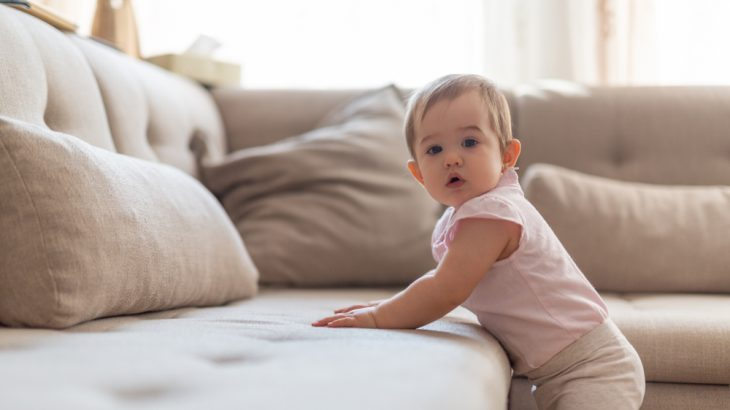 Household toxins are being found in the blood and urine of children who live in homes with vinyl flooring and flame-retardant sofas.